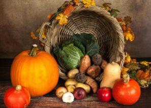 Zdravé stravování a lupénka